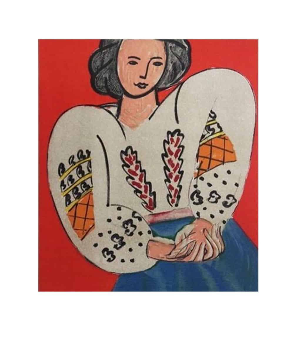 Matisse-La-Blouse-Roumaine