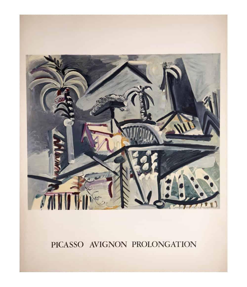 Picasso Avignon