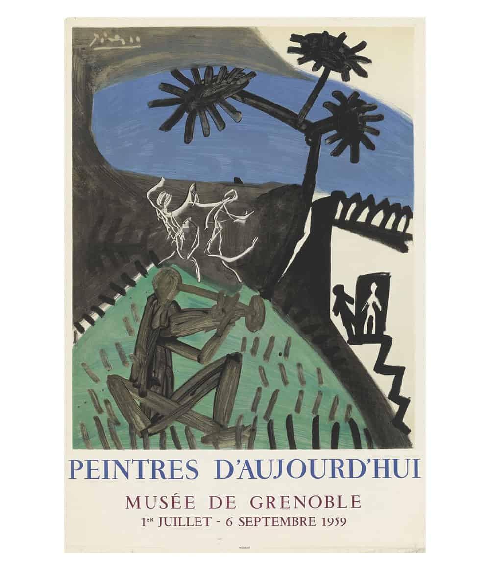 Picasso Peintres d'Aujourd'Hui