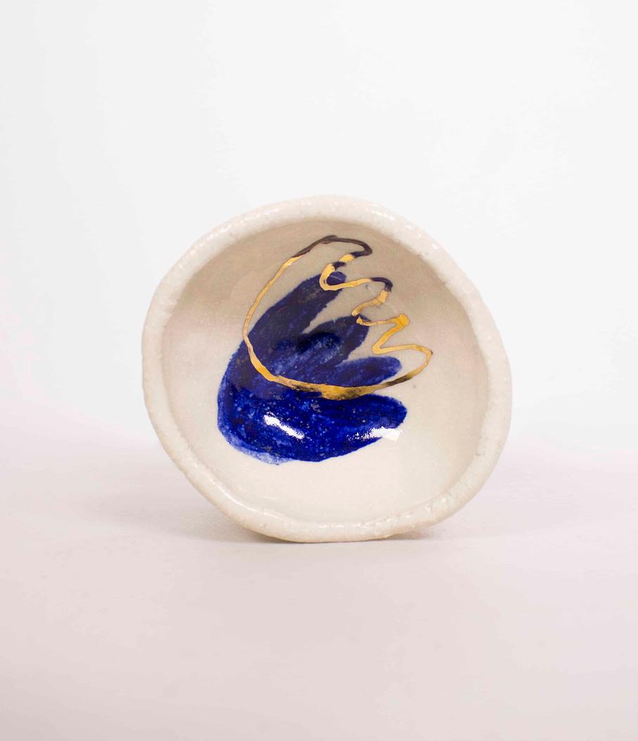 Kana Matisse Pinch Pot