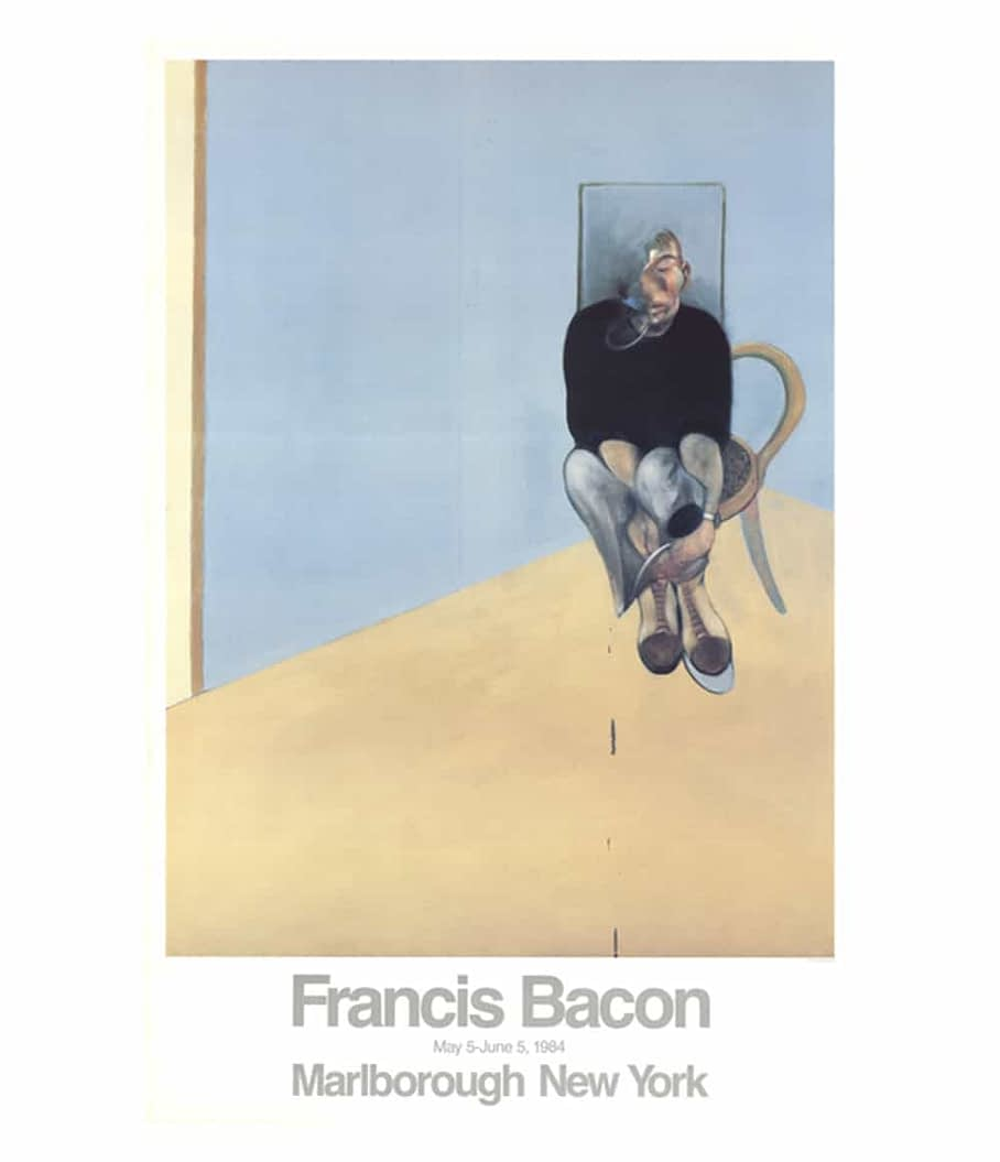 Francis Bacon Lithograph