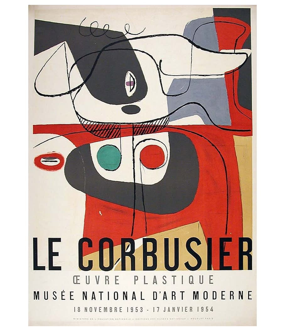 Le Corbusier Oeuvre Plastique