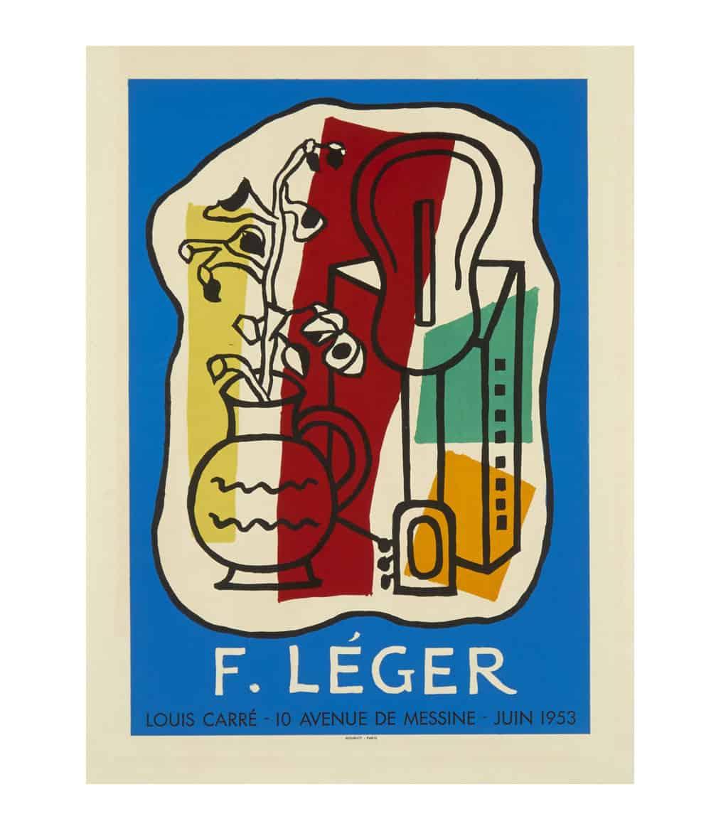 Fernand Leger Louis Carre