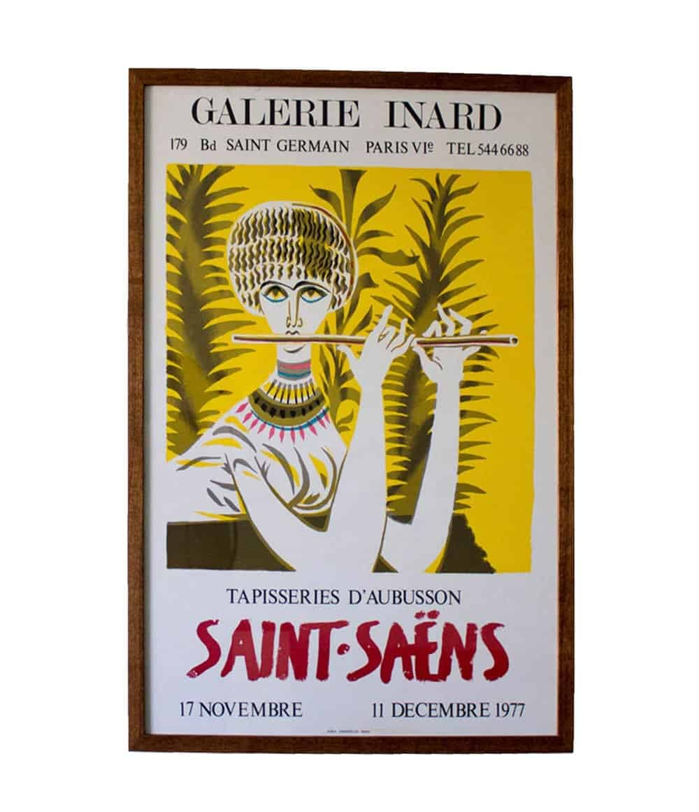 Saint-Saens-Exhibition-Poster
