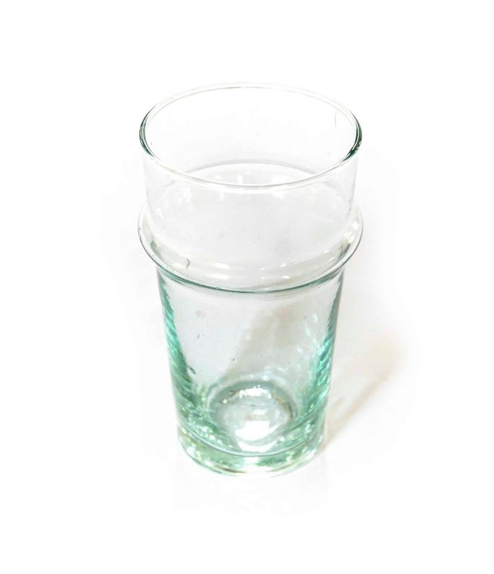 beldi glass above