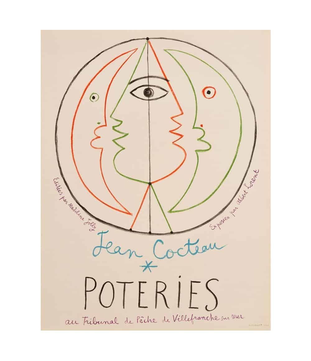 Cocteau-Potteries
