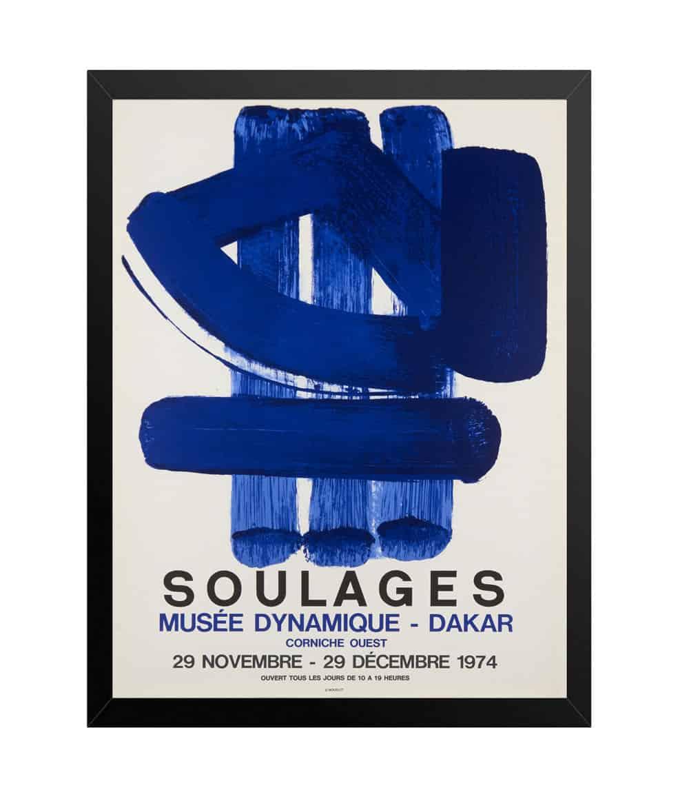soulages-framed