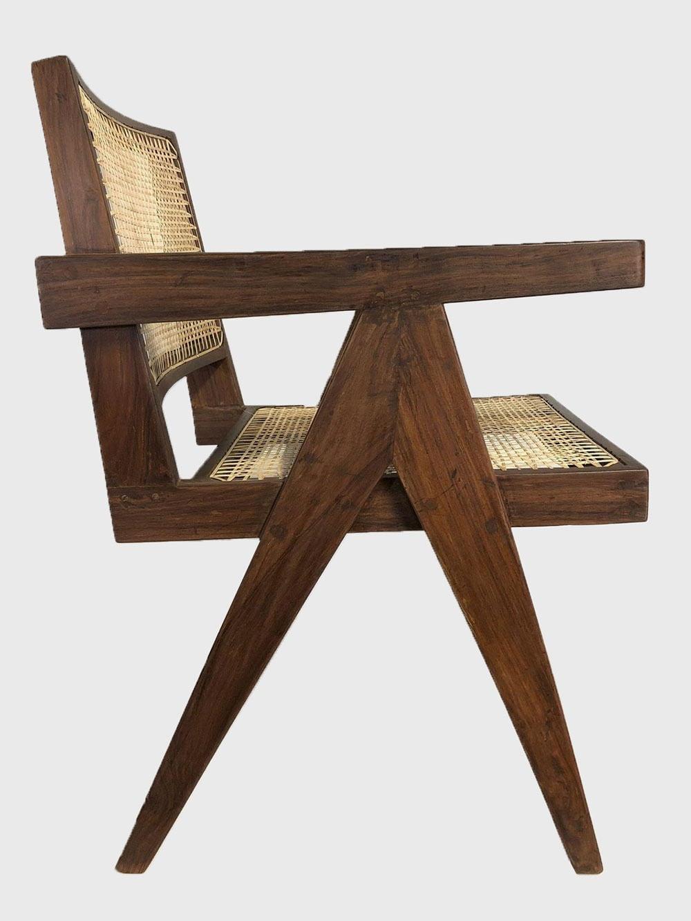 pierre-jeanerret-office-wicker-cane-chair