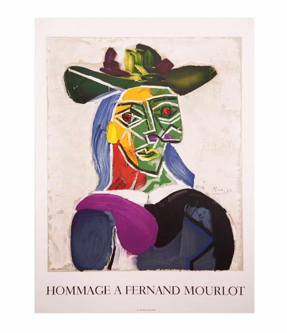 Pablo-Picasso---Hommage-Fernand-Mourlot