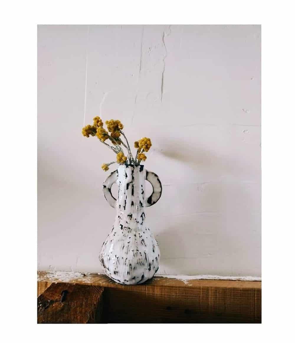 Asterisque Hap Vase
