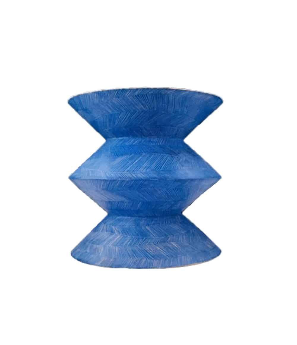 Karen Ctorza Vase Blue