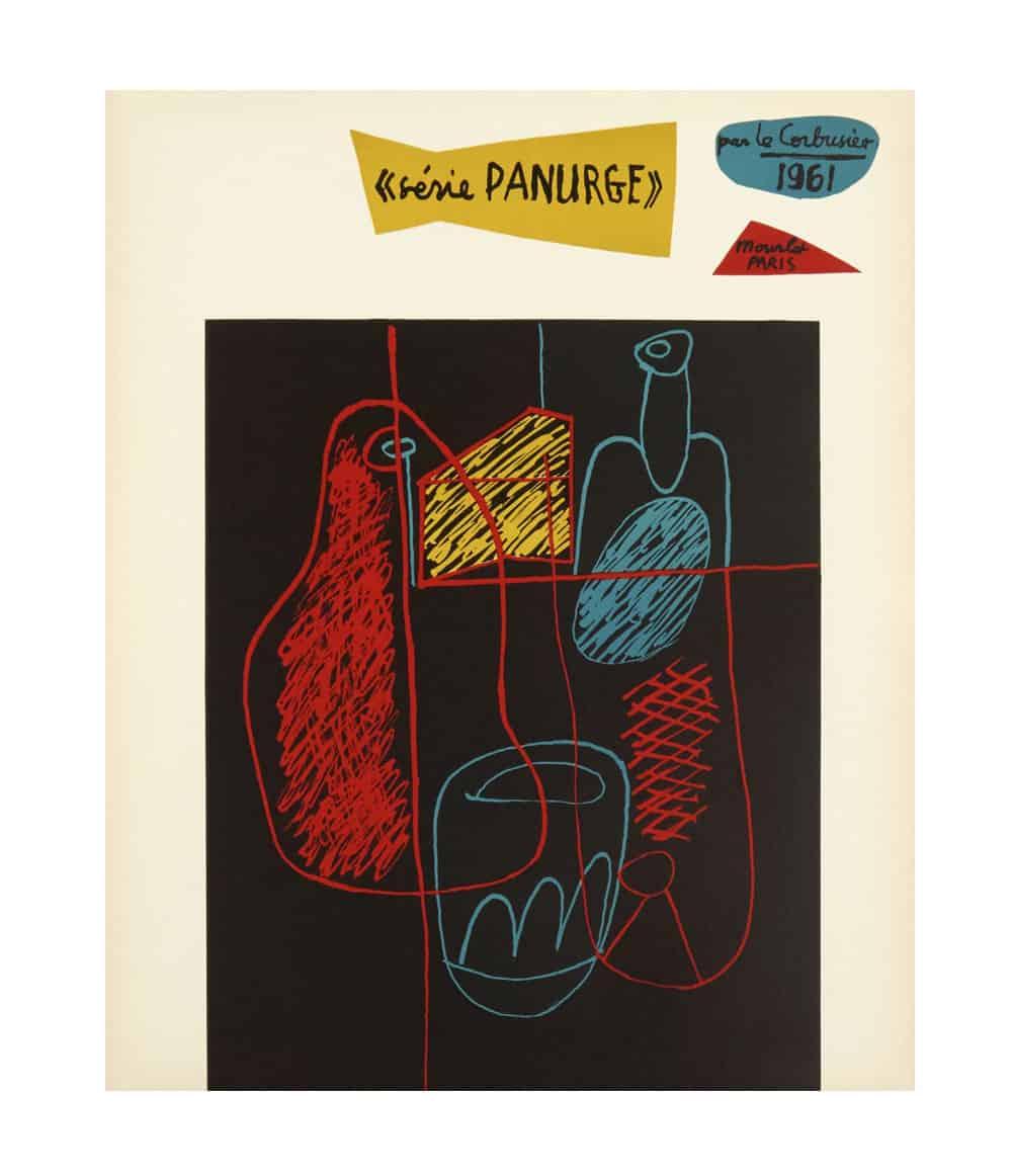 Le Corbusier Series Panurge