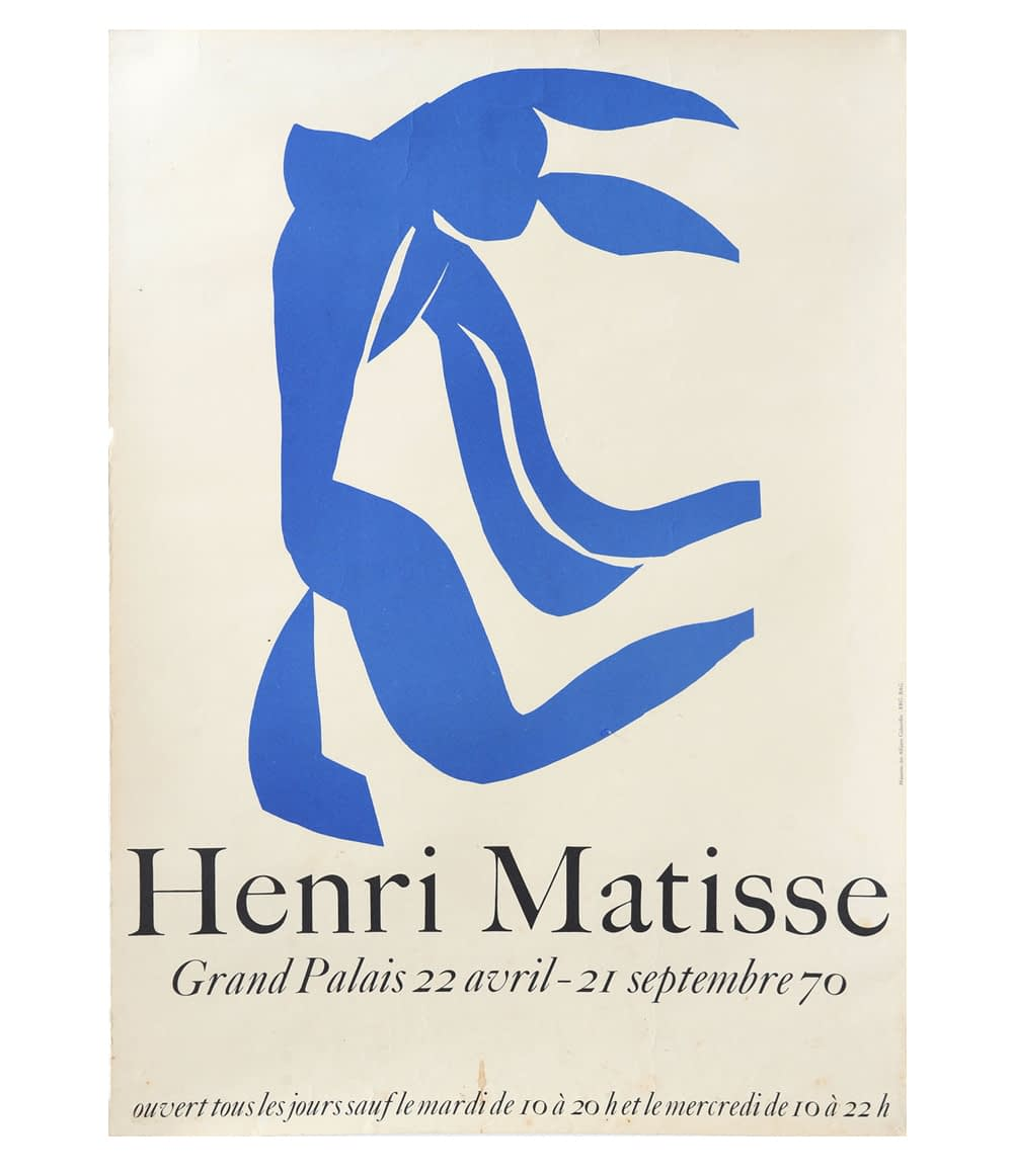 Henri Matisse Grand Palais