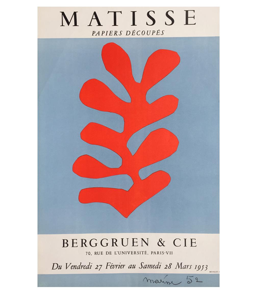 Henri Matisse Berggruen